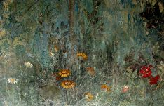muurschildering uit Villa Livia, Palazzo Massimo  2004_0826_123546AA by Hans Ollermann, via Flickr