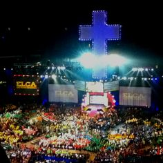 ELCA youth gathering 2012  i was there this week :) with @Chloe Hagans