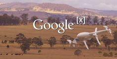 New Google .. drones to deliver the goods