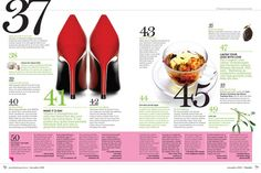 Australian Prevention Magazine | MagSpreads | Magazine Layout Inspiration and Editorial Design