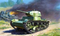 100%™ 1931-41 T-26 M1939 | Russian Red Army