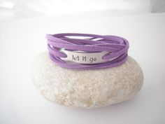 Hey, I found this really awesome Etsy listing at https://www.etsy.com/listing/205173204/let-it-go-bracelet-inspirational-wrap