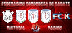 Federación Cordobesa de Karate: Una vuelta por la historia: los escudos de la FCK