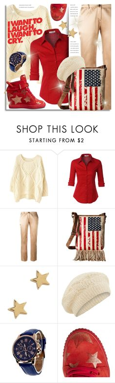 """""""Fall Sweater"""" by petri5 ❤ liked on Polyvore featuring LE3NO, Romeo Gigli, M&F Western, Missoma, Accessorize and POL"""
