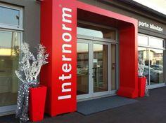 Ingresso Diemme infissi - Internorm