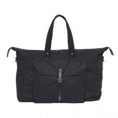 Freddie weekend bag (black SS17)