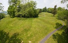 The Serpent Mound was first recorded and published by Ephraim Squier and Adwin Davis. Their findings were recorded in their book Ancient Monuments of the Mississippi Valley, in 1848. The Mound was purchased in 1887 by Professor Frederick W. Putnam for the Peabody Museum making it the first privately funded archaeological preserve in the United States. Between 1886 and 1889 Putnam excavated and restored it as well as other nearby mounds... later given to the Ohio Archaeological/Historical…