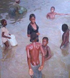 Fantastic Work by Artist Oresegun Olumide