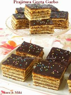 Romanian Desserts, Romanian Food, Strudel, Biscuits, Nutella, Delicious Desserts, Sweet Treats, Good Food, Food And Drink