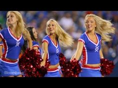 The Economics of NFL Cheerleaders: What Are They Worth?