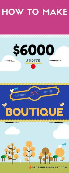 """Thinking starting a #onlineboutique .The first step to beginning a business in #dropshipping involves making a mark. The domain name will become a sort of brand for the dropshipper. We answered the """"how"""", and now the readers need to consider what kind of dropshipper they will become. The following instructions will revolve around creating an identity in retail, including how to find a domain name, starting a website, and the best platforms to start with. #workfromhome #makemoneyathome"""
