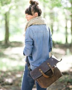 Collins Camera Bag by Kelly Moore