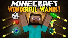 Wonderful Wands Mod 1.10.2/1.9.4/1.8.9 - minecraft mods 1.10.2 : Wonderful Wands Mod updates a magical flair without breaking allows players to a ...   | http://niceminecraft.net/tag/minecraft-1-10-2-mods/