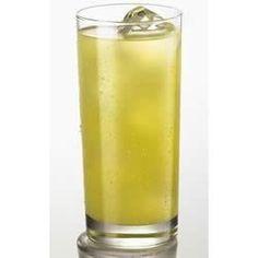Gin Rickey - No sugar added cocktail