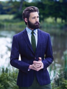 For more inspiration, visit our site www.teachingmensfashion.com #thetmflook #menswear
