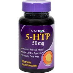 Natrol 5-HTP - 50 mg - 30 Caps