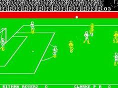 ZX Spectrum - Match Day