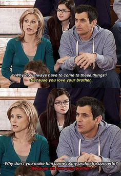 Modern Family (TV Series 2009– )