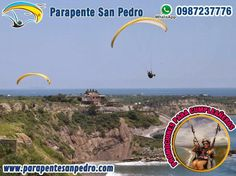 Parapente San Pedro. #Ecuador #turismo