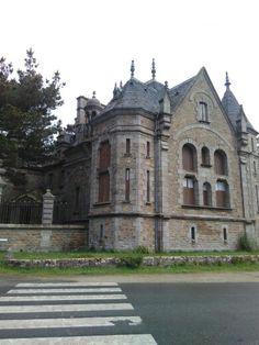 Maison abandonnée de Santec