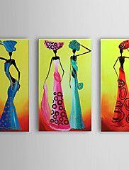 Hand Painted Oil Painting PeopleE  Dancing Elga... – AUD $ 146.29