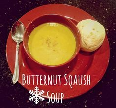 Pure Luck: Blue Lemon's Butternut Squash Soup