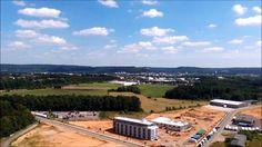 Industriegebiet Zunderbaum #in #Homburg #aus #der #Luft  #Saarland #Hier findest #du #einen UEberflug #ueber #das Industriegebiet #am Zunderbaum #in #Homburg (Saarland) #Homburg #Saarland http://saar.city/?p=35592