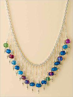 Cascade of Glass Beads - Interweave ($)