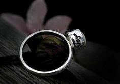 Hope ring by Pako korut. Handmade Silver, Rings For Men, Silver Rings, Crafty, Jewelry, Men Rings, Jewlery, Jewerly, Schmuck