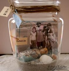 DIY Capture Awesome Memories in a Jar