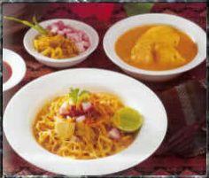 khao swe burmese more dinner recipe swe burmese khao swe food glorious ...