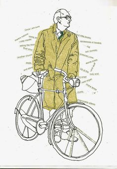 Philip Larkin, his Poetry and his Bike