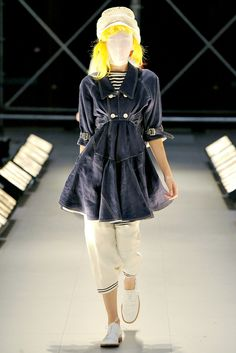 Junya Watanabe | Spring 2011 Ready-to-Wear Collection | Style.com