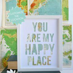 Long Distance Relationship Gift Girlfriend Gift Anniversary