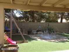 mini splash pad in your backyard! Perfect in Arizona