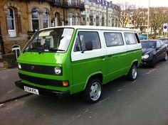 1987 Volkswagen Transporter T3 | Very nice looking and very … | Flickr
