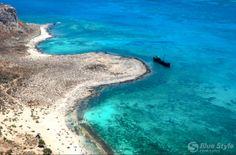 Balos Bay, Kréta