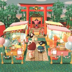 Embedded - Animal Crossing - Welcome Haar Design