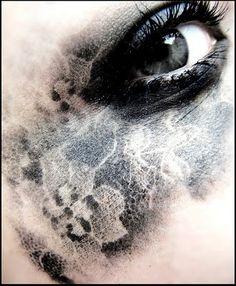 """""""Black Lace"""" Eyes"""