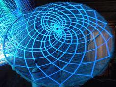 Dreamcatcher BlackLight UV by *Mes Tites Bidouilles* Créations