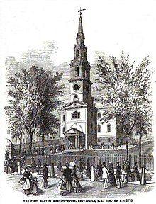 General Six-Principle Baptists - Wikipedia