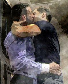 KISS ME, KISS ME TENDER, KISS ME SWEET, KISS ME MY LOVE.