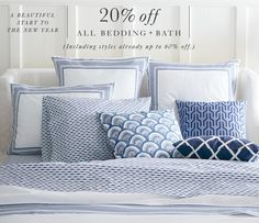 Bedding - Designer Luxury Bedding Sets | Serena and Lily