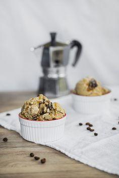 Coffee Cajeta Ice Cream Ice Cream Ingredients, Ice Cream Base, Big Coffee, Coffee Drinkers, Ice Cream Recipes, Goat Milk, Food Photo, A Food, Yummy Food