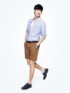 ZioZia S/S 2013 #KimSooHyun #김수현