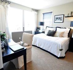 simple guest room - Buscar con Google