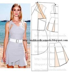dresses couture diagrams - Google Search