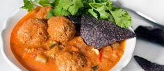 Turkey Meatball Soup
