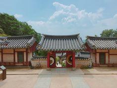 Andong,Korea. very traditional city