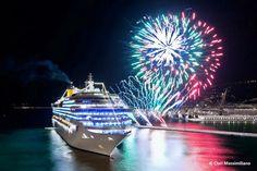 Dreamlines, le 9 città portuali più belle dove trascorrere il Capodanno
